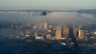 San Francisco levegője a legszennyezettebb a világon