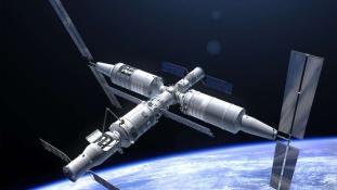 Bemutatták a kínai űrállomást – videó