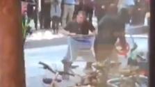 20 milliót gyűjtöttek a terroristára támadó hajléktalannak – videó