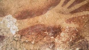 40 ezer éves barlangfestményeket fedeztek fel Borneó szigetén