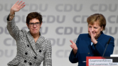 Női páros Németország élén