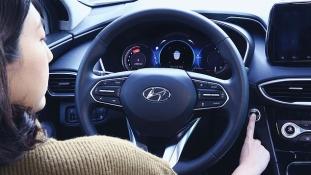 Autó slusszkulcs nélkül? A Hyundai az ujjlenyomatra szavaz