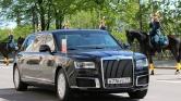 Putyin limuzinja, a kerekeken gördülÅ' bunker – videó