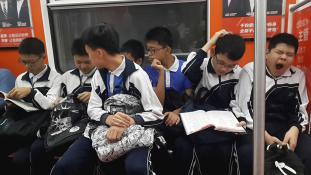 Férfiképzés kínai módra