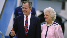 Meghalt George Bush, aki lezárta a hidegháborút