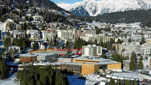 Lesz-e újabb amerikai-kínai csúcs Davosban?