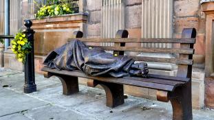 Hajléktalanrekord Nagy-Britanniában
