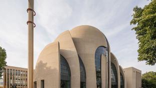 Mecsetadó Németországban