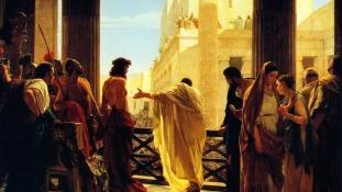 Megtalálták Pilátus gyűrűjét