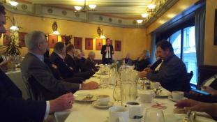 A világ körül jártak a Rotary-tagok
