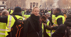 Uma-Paris-Protests