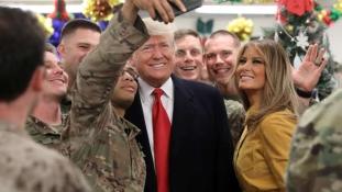 Trump: nem lehetünk a világ csendőrei!