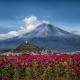 Óriási vulkánkitörés Mexikóban