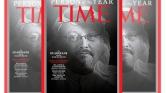 A meggyilkolt szaúdi újságíró lett az év embere