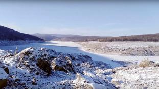 Meteorit? Szibériában eltűnt egy 160 méteres domb