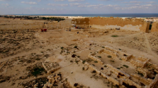 Ide temethették el Marcus Antoniust és Kleopátrát?