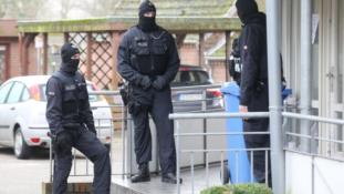 Iszlamista terrorakciót előztek meg Németországban