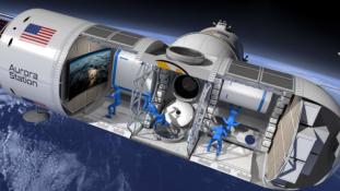 Napi 16 napfelkelte: ilyen lesz az első luxushotel az űrben