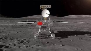 A kínaiak landoltak a Hold túloldalán