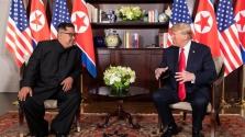 Kim Dzsongun a szankciók feloldását várja Trumptól