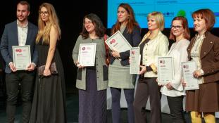 Média a családért – díjátadó