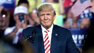 Trump mégsem megy Davosba