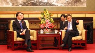 Amerikai-kínai majdnem-csúcs Davosban
