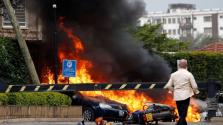 Vége a luxusszálloda ostromának Kenyában – sok a halott