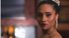 Ő Khadija Ben Hamou – Algéria első fekete szépségkirálynője
