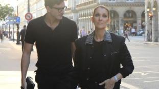 Már nemcsak a színpadon alkot egy párt Céline Dion spanyol táncosával