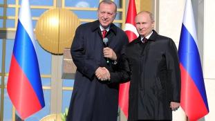 Törökország első atomerőműve áramot ad négy év múlva