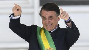 Szigorú biztonsági intézkedések közepette beiktatták Brazília új elnökét – videó