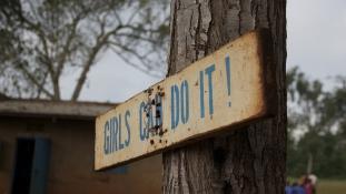 Miss Curvy kiverte a biztosítékot Ugandában