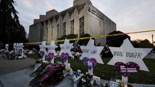 Negyedszázad óta a tavalyi volt az antiszemitizmus leggyilkosabb éve