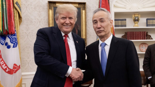Trump: az USA nem alkalmaz új büntetővámokat Kínával szemben