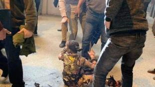 Így mentették az embereket tegnap a kairói pokolból