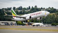 Lezuhant egy etióp gép, fedélzetén 157 emberrel