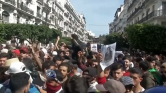 Milliós tüntetés Bouteflika rendszere ellen Algériában