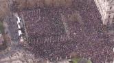Újabb Brexit-népszavazást követeltek a tüntetők Londonban – videó