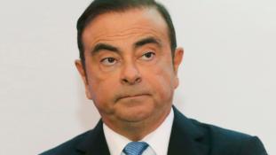 1 milliárd jenért szabadulhat Carlos Ghosn