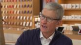 Apple-főnök Pekingben: Kína maradjon nyitott a globális gazdaság érdekében