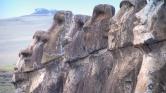 Veszélyben a szoborfejek: nemzetközi segítséget kér a Húsvét-sziget