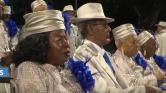 Veteránok is szambáznak a riói karneválon – videó