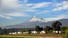 Újra kitört a Popocatépetl, Mexikóvárost egyelőre nem fenyegeti veszély – videó