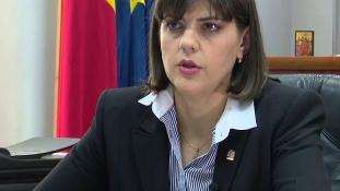 Vizsgálat indult Romániában Laura Codruta-Kövesi ellen