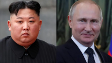 Még ebben a hónapban Moszkvába látogat Kim Dzsongun