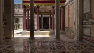 Néró palotáját ismét megnyitották Rómában