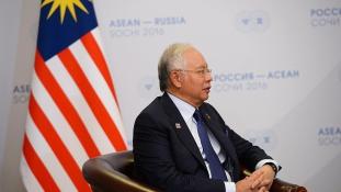 Korrupciós per indult a volt kormányfő ellen Malajziában