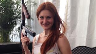 Másfél éves börtönre ítélték az orosz kémnőt az USA-ban