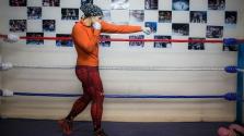 A nők jogaiért bunyózik Irán első bokszolónője